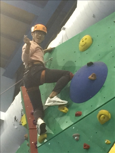 登頂成功 ! 同學你要爬去哪裡 !