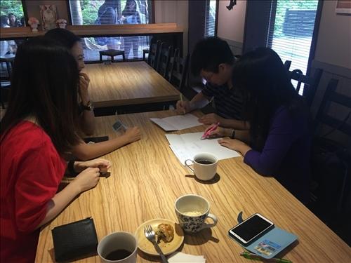 2-2-1高教深耕計畫「淡江大學教師跨領域研究社群」─AI初探