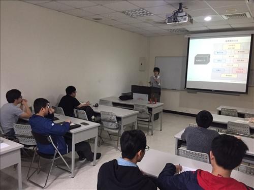 深耕計畫「淡江⼤學教師跨領域研究社群」-邀請校外學者專家講座(1)- 機械設計的發展
