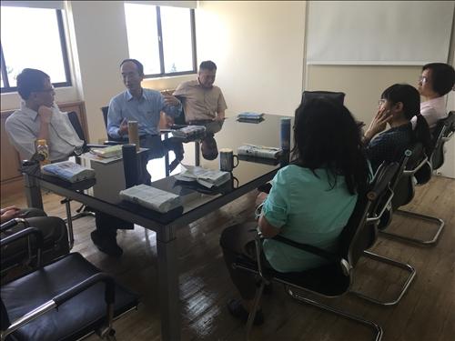 深耕計畫「淡江⼤學教師跨領域研究社群」-AI未來的區勢