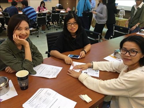高教深耕計畫「淡江大學教師跨領域研究社群」─網路、社群資料再利用-淡水行銷再定位