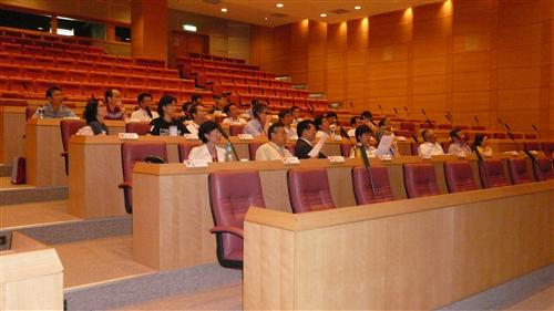 本校99學年度新任系所主管研習會於8月11、12日在蘭陽校園舉行。