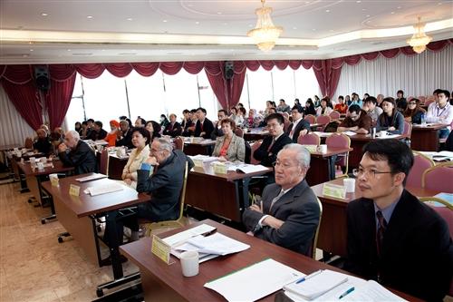 本校舉辦「預見2060亞洲新未來:全球未來學專家的預測和觀察」國際學術研討會,探討亞洲未來之定位。