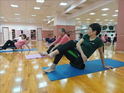 樂活健康-銀髮長照:樂齡健康動起來-綜合活動