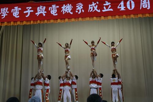 【校友返校活動】電子與電機系40週年慶祝大會