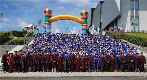 蘭陽校園第10屆畢業典禮