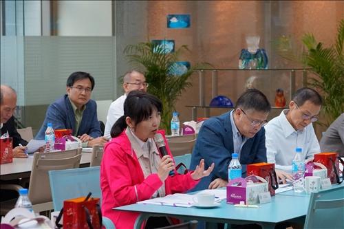 行政團隊企業參訪標竿學習