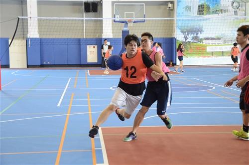 蘭陽校園64週年校慶杯3對3籃球賽