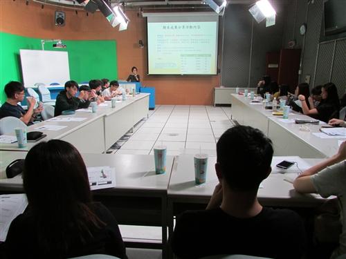 學習與教學中心於3月20日(五) 辦理「學生學習社群/讀書會說明會」