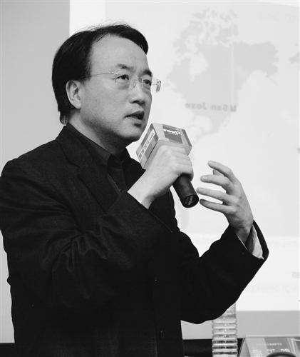 翰林驚聲-浩漢產品設計總經理陳文龍