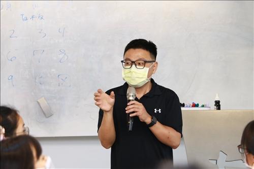 邀請土木工程學系蔡明修老師進行「土木工程概念設計」觀課交流
