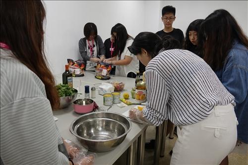 美食DIY實作課程(法式沙拉)