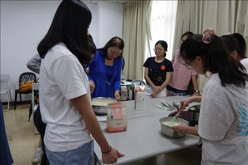 美食DIY實作課程(法式可麗餅)