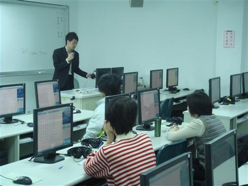 語練教室使用說明會-VIVO系統操作說明