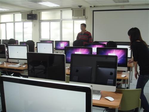 iMac系統暨視訊會議系統操作說明
