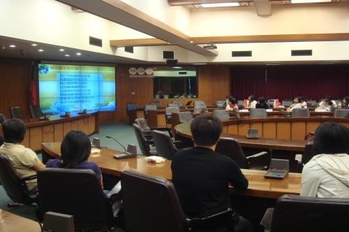歡迎馬來西亞韓新學院師生蒞校訪問