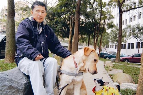 導盲犬Ohara退休