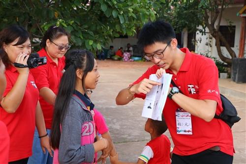 「我寨這裡柬單愛」柬埔寨服務學習團