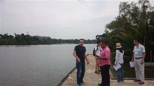 水環境資訊研究中心締造國內首次水利科技國際輸出