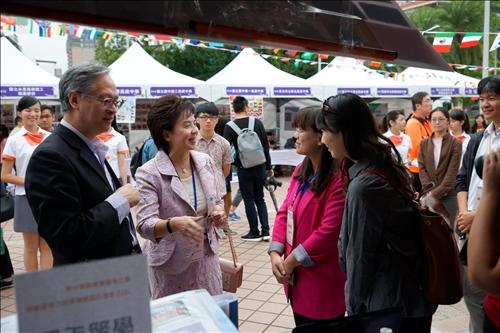 青年轉動全球 台灣接軌國際