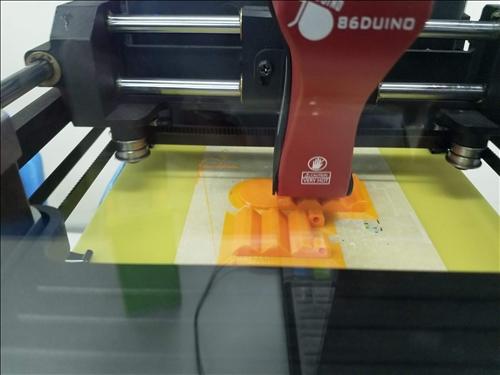 3D列印過程2