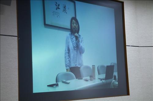 國際觀光管理學系紀珊如老師經驗分享