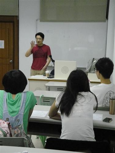 文創學分學程輔導座談會