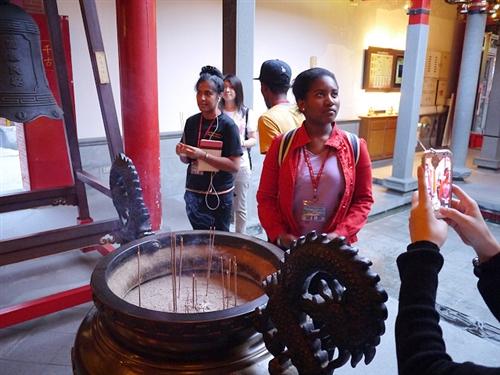 蘭陽校園多元文化校外體驗活動-「傳藝傳情,不分你我」活動