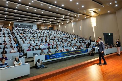 13-Mr. Dan Lin 演講-3(馮文星攝影)