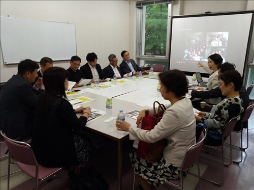 校長率團訪問日本•深化姊妹校交流(Part I)