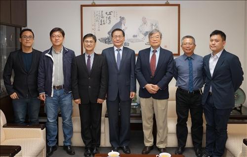 淡江熊貓講座開講(9)-邀請新加坡國立大學副校長、美國國家院士劉立方博士