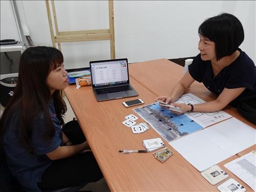 10-本校企管系涂敏芬老師帶領學生重新架構桌遊設計