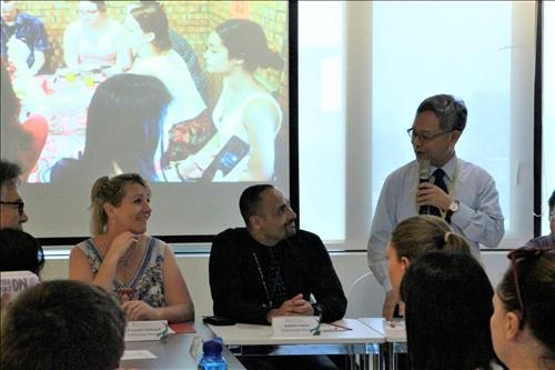 國際移動夏日課程-喜迎澳洲西雪梨大學蒞校交流