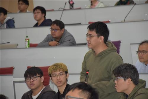化學系熊貓講座
