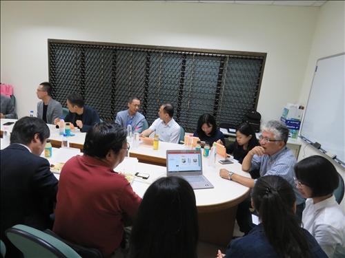 「創新創業產學群」產業研習會交流