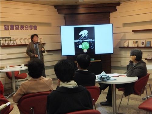 外語學院新書發表‧展現教師人文研究