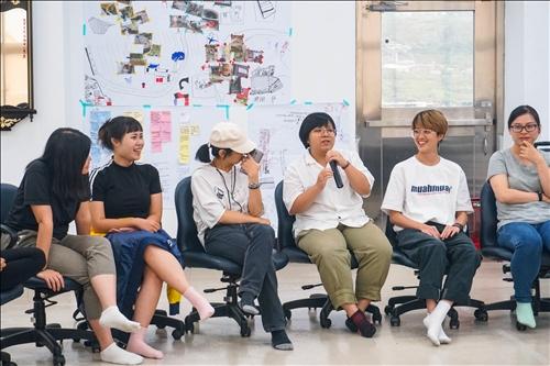 20-大傳系學生分享參與《里民志》的感想