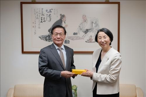 有朋自東瀛來~深化與國際姊妹校津田塾大學之交流