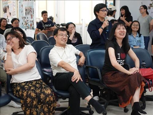 19-評論人殷寶寧老師、蔡一正建築師與藍志玟老師