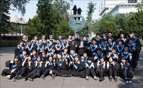 淡江熊貓講座開講(7)-聘請姊妹校加拿大阿薩巴斯卡大學林復華教授