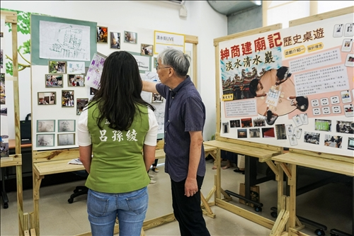 7-呂孫綾立委參觀成果展