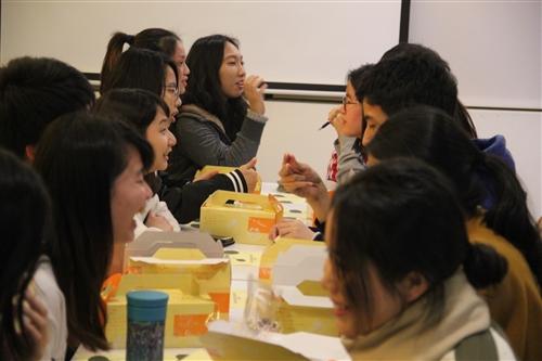 106學年度第1學期「國際文化萬花筒」系列分享活動