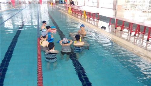 免費游泳教學周活動