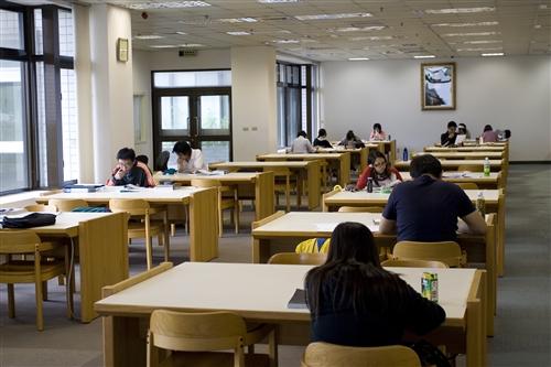 覺生紀念圖書館內景-13