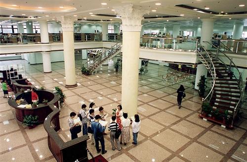 覺生紀念圖書館內景-09