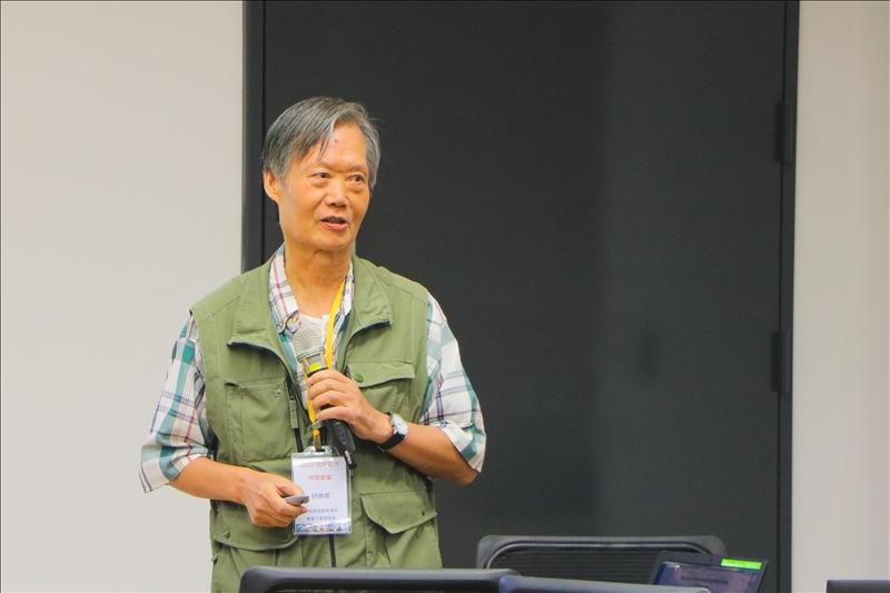 5-會議發起者、中央研究院胡進錕研究員致詞