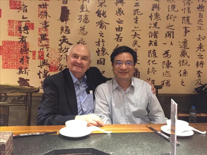 淡江熊貓講座開講(8)-聘請歐洲科學院院士Dr. Janusz Kacprzyk