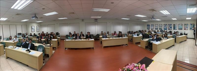「第14屆提升競爭力與經營管理研討會」之2(企管系拍攝)