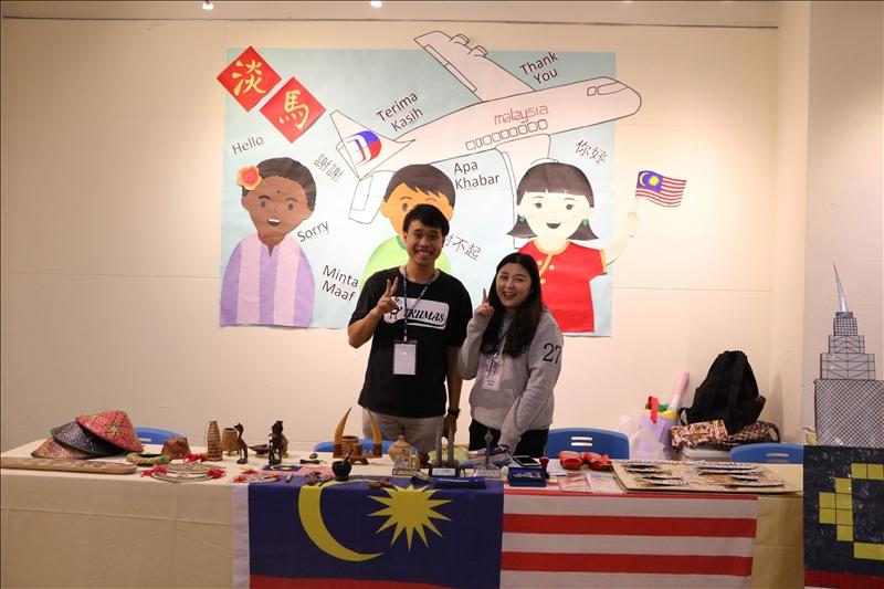 馬來西亞文物展區