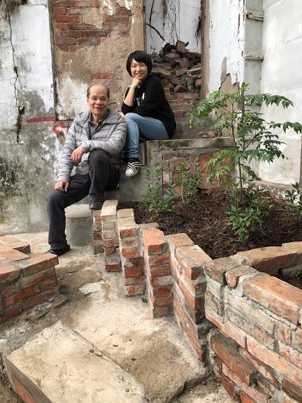 淡大修景計畫工作坊,讓淡水重建街由險路變閑路!